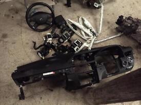 2012 mercedes e class w212 airbag kit