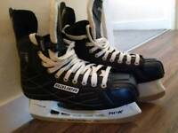 Bauer ice-skates size 10.5