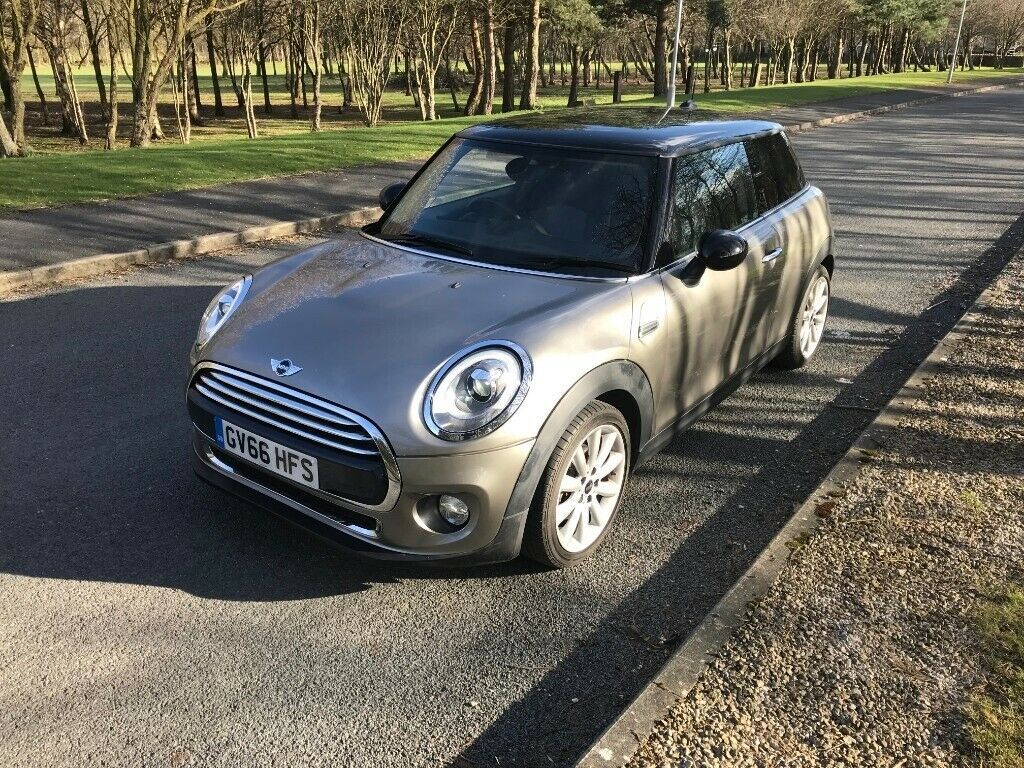 Mini Cooper D 15 Diesel 2016 Plate In Bradford West
