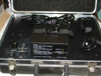 Black Beauty Battery Charger Good Working Calibrated