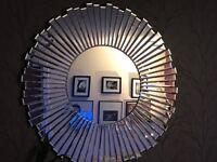Ex NEXT large facet wheel mirror still on their website