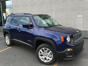 2016 Jeep Renegade North +4X4 Caméra de Recul