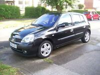 Renault Clio dci dynamique 2005 road tax only ��20 a year. Beautiful car!!!