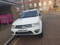 Mitsubishi, L200, Pick up, Diesel, Auto, Runs like new, mint condition