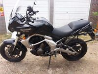 Kawasaki Versys 2008m-scott oiler, heated grips, new BTO23 tyres and panniers.