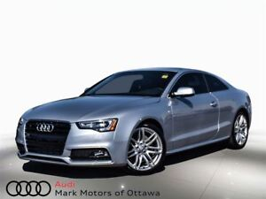 2016 Audi A5 2.0T Progressiv plus *Certified*