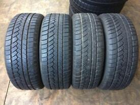 4 PW 185 55 15(82T) Continental Contiwintercontact M+S 6.5mm-7.5mm