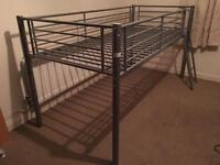 Single mid sleeper bed frame-£40 delivered