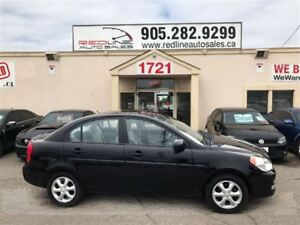2010 Hyundai Accent GLS, Sunroof, WE APPROVE ALL CREDIT