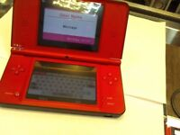 NINTENDO DSi XL MARIO EDITION. FULL 6 MONTH'S WARRANTY.