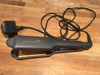 Ghd salon Hair stylers straighteners wide plates