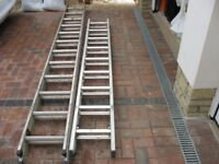 Extention ladders
