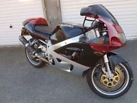 Gsxr750 1999 first of the injections