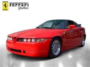 1991 Alfa Romeo SZ ZAGATO - Special Edition