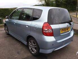 Honda Jazz 2006 Petrol AUTO CVT Sport (1 previous owner in the family)