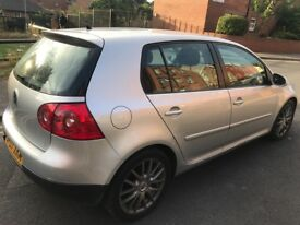 GOLF GT Diesel 2007 very good condition inside outside