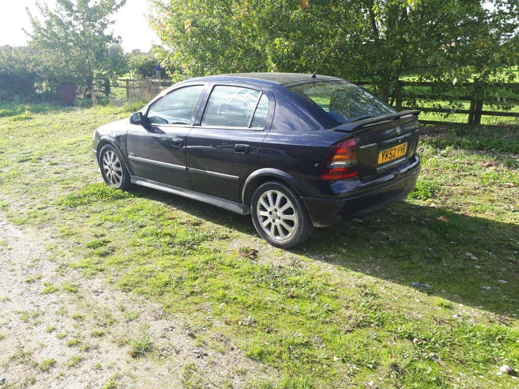 Astra 1.6 petrol manual good condition