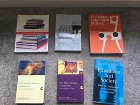 Education Studies Book Bundle