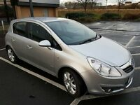 VAUXHALL CORSA 1.4i 16V DESIGN AUTOMATIC 5DR !!! LOW MILEAGE ! LONG SERVICE HISTORY