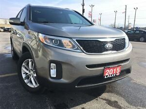 2015 Kia Sorento LX V6 AWD, Bluetooth, Push Start, Heated Seats