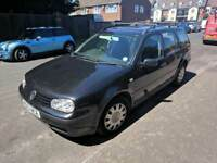 VW Golf 1.9tdi estate