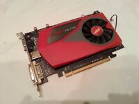 AMD Radeon HD 7750 GPU graphics card