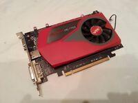 AMD Radeon HD 7750 GPU graphics card