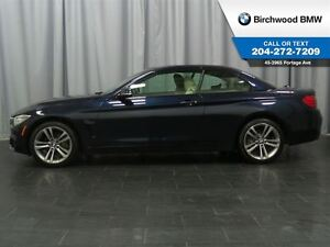 2014 BMW 4 Series 428i xDrive Convertible Executive Package!