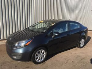 2014 Kia Rio LX+ AWESOME SEDAN WITH LOW KMs, FACTORY WARRANTY...