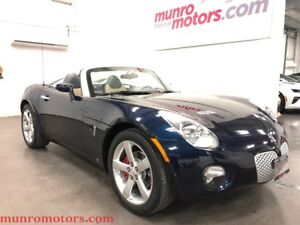 2006 Pontiac Solstice Leather Chrome Wheels First 1000 16k miles