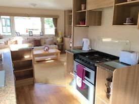 CHEAP STATIC CARAVAN FOR SALE AT SANDY BAY - 2017 SITE FEES INCLUDED, FINANCE AVAILABLE, CALL NOW