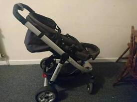 Mother care pushchair