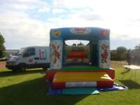 bouncy castles and giant slides etc for sale not hire