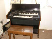 Technics keyboard Organ