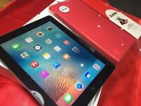 IPAD 3, 32GB RETINA, EXCELLENT CONDITION, ORIGINAL BOX AND NEW CASE, TEMPERED GLASS
