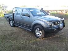 2011 Nissan Navara Ute Dunmora Fraser Coast Preview