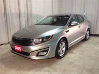 2015 Kia Optima LX - HEATED SEATS, ALLOYS