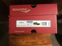 Saucony Guide 8 running shoes