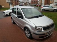 2010 1.1 Fiat Panda. Excellent Condition. Low Mileage. £30 Car Tax. 3 New Tyres. Perfect First Car.