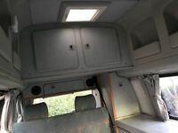 VW Camper Van Westfalia Hightop 2.5 TDI
