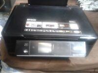 Epson wireless printer and scanner
