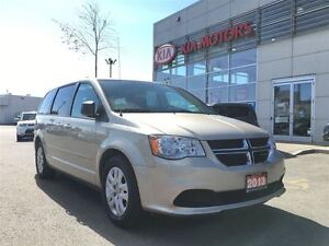 2013 Dodge Grand Caravan SE FRONT/REAR STOWNGO CPT CHAIRS NICE!!