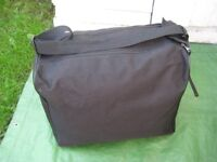 Black Fabric Travel Bag for £5.00