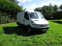 Iveco Daily 2.3hpi **91k NO VAT long MOT**
