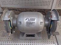 a 6 inch bench grinder