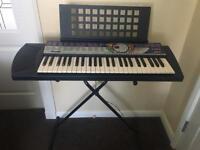 Yamaha PSR 74 keyboard