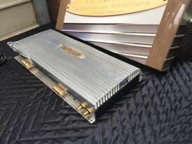 Genesis Monoblock 1000rms car amplifier amp