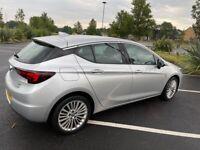 Vauxhall, ASTRA, Hatchback, 2017, Manual, 1598 (cc), 5 doors