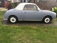 Nissan Figaro spares or repairs