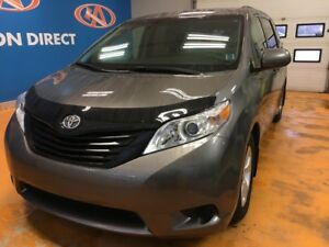 2016 Toyota Sienna 7 Passenger 7 PASS/ BACK-UP CAM/ ALLOYS +...